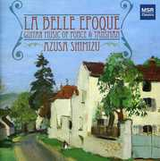 La Belle Epoque: Guitar Music of Ponce & Tansman (CD) at Kmart.com