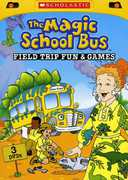 Magic School Bus: Field Trip Fun and Games (DVD) at Sears.com