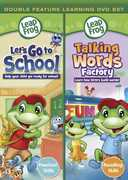 LeapFrog: Let's Go to School/Talking Words Factory (DVD) at Sears.com