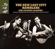 6 Classic Albums (4PC) [Import] , New Lost City Ramble