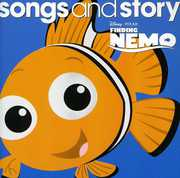 Songs & Story: Finding Nemo (CD) at Sears.com