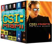 CSI: MIAMI - SIX SEASON PACK (DVD) at Sears.com