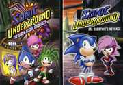 Sonic Underground: Dr. Robotnik's Revenge/Sonic Underground: The Queen Aleena Chronicles (DVD) at Kmart.com