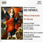 Hummel: Missa Solemnis; Te Deum (CD) at Sears.com