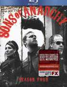 Sons of Anarchy: Season 4 (Blu-Ray) at Sears.com