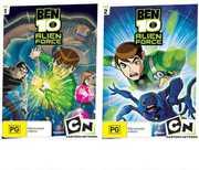 Ben 10: Alien Force, Vols. 1 & 2 (DVD) at Sears.com