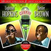 Lightnin Hopkins Meets Buster Brown (CD) at Sears.com
