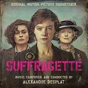 Suffragette (Score) /  O.S.T. , Alexandre Desplat