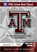 1986 Cotton Bowl Classic: Texas A&M vs. Auburn (DVD) at Sears.com
