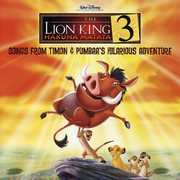 Lion King 3 / O.S.T. (CD) at Kmart.com