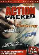 TV Sets: Action Packed (DVD) at Sears.com