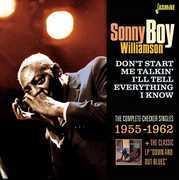 Dont Start Me Talkin Ill Tell Everything I Know [Import] , Sonny Boy Williamson