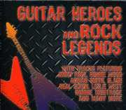 Guitar Heros & Rock Legends / Various (CD) at Sears.com