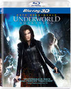 Underworld: Awakening in 3D (3-D BluRay + DVD + UltraViolet) at Kmart.com