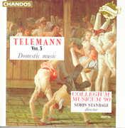Telemann, Vol. 3: Domestic Music (CD) at Kmart.com