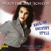 Rocking Country Style: Early Album Collection (CD) at Kmart.com