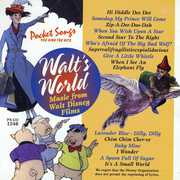 Karaoke: Disney Films Walts World / Various (CD) at Sears.com