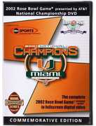 2002 Rose Bowl Game National Championship (DVD) at Sears.com