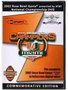 2002 Rose Bowl Game National Championship (DVD) at Sears.com