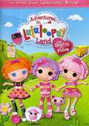 Adventures in Lalaloopsy Land: The Search for Pillow (DVD) at Sears.com