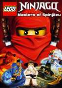 LEGO: Ninjago - Masters of Spinjitzu (DVD) at Kmart.com