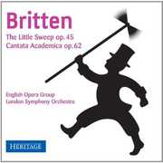 Britten: The Little Sweep; Cantata Academica (CD) at Sears.com