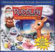 Rudolph & Red-Nosed Reindeer & Island / O.S.T. (CD) at Kmart.com