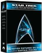 Star Trek: Next Generation Motion Picture Coll (DVD) at Kmart.com