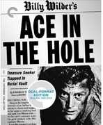 CRITERION COLLECTION: ACE IN THE HOLE (1951) (Blu-Ray + DVD) at Sears.com