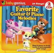 Favorite Piano & Guitar Melodies for Kids / Var (CD) at Kmart.com