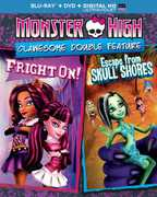 MONSTER HIGH: CLAWESOME (Blu-Ray + DVD) at Kmart.com