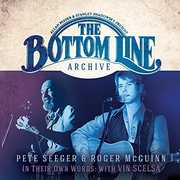 Bottom Line Archive Series: In Their Own Words , Pete Seeger