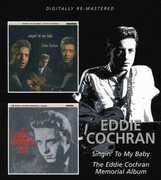 Singin to My Baby / Eddie Cochran Memorial Album (CD) at Kmart.com