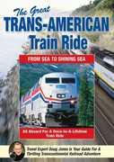 GREAT TRANS-AMERICAN TRAIN RIDE (DVD) at Kmart.com