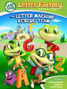 Leapfrog Letter Factory Adventures: Letter Machine (DVD) at Sears.com