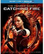The Hunger Games: Catching Fire (Blu-Ray + Digital Copy) at Sears.com