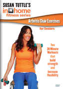 Susan Tuttle's in Home Fitness: Arthritis Chair (DVD) at Kmart.com