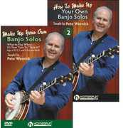 Pete Wernick: Make Up Your Own Banjo Solos, Vols. 1 & 2 (DVD) at Sears.com