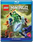 LEGO NINJAGO: MASTERS OF SPINJITZU SEASON TWO (Blu-Ray) at Kmart.com