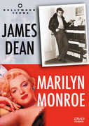 James Dean and Marilyn Monroe: Hollywood Icons (DVD) at Kmart.com