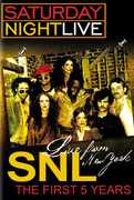 Saturday Night Live: Live From New York - The First Five Years (DVD) at Kmart.com