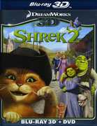 Shrek 2 3D (3-D BluRay + DVD) at Kmart.com