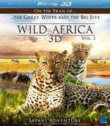 Wild Africa 3D V1 (3-D BluRay) at Kmart.com