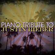 Piano Tribute to Justin Bieber / Various (CD) at Sears.com