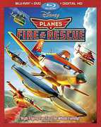 Planes Fire & Rescue , Ed Harris