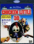 Chicken Little 3D (3-D BluRay + DVD) at Kmart.com