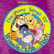 Many Songs of Winnie the Pooh / Various (CD) at Kmart.com