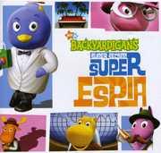 Backyardigans: Super Secreto Super Espia (DVD) at Sears.com