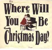 Where Will You Be Christmas Day / Various (CD) at Kmart.com