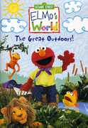 Sesame Street: Elmo's World - The Great Outdoors (DVD) at Sears.com